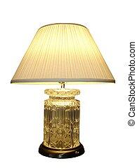 lampe, elektrisch