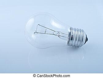 lampe, elektriske