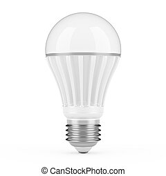 lampe, moderne, mené