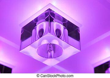 lampe, moderne