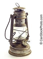 lampe, oel