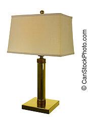 lampe, schreibtisch