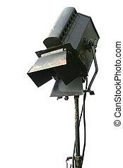 lampe, studio, retro