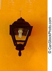 Lamps old vintage