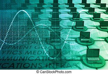 lan, számítógépes hálózat