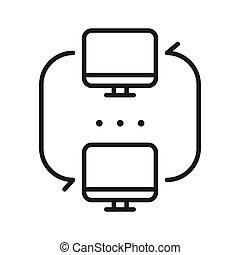lan vernetzung kabel isometrisch vektor icon internet steckdose lan vernetzung kabel. Black Bedroom Furniture Sets. Home Design Ideas