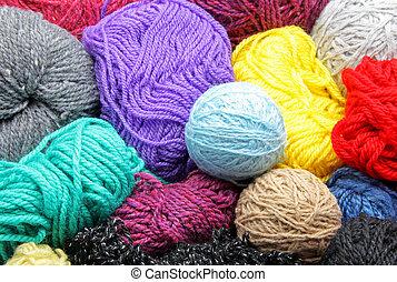 lana, madeja