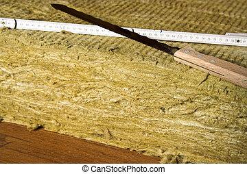 lana, mineral