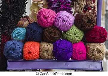 lana, multicolor