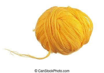 lana, pelota