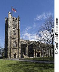 Lancaster Priory - Lancaster - England - Lancaster Priory,...