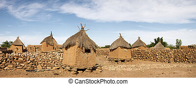 Land of the Dogons - The Bandiagara site is an outstanding ...