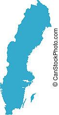 land, schweden