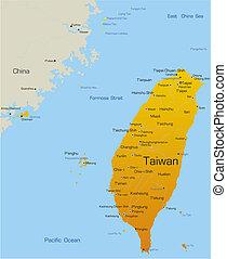 land, taiwan