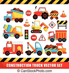 Land Transportation and Construction Trucks
