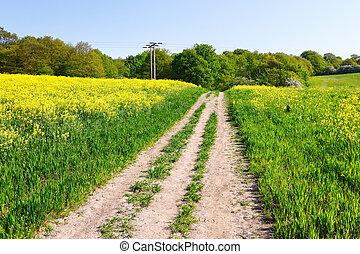 landbrugs-, mængder