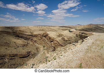 landcape, namibien