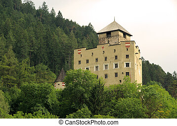 Landeck castle 01