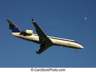 Landing - Canadair CL-600-2B19 Regional Jet CRJ-100ER The...