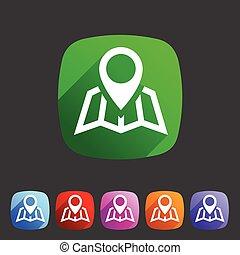 wohnung traube zeichen web symbol ui app trauben icon design logo bestand. Black Bedroom Furniture Sets. Home Design Ideas