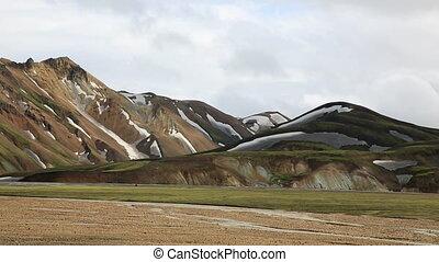 Landmannalaugar, Iceland