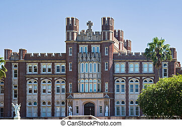 Landmark Hall of Main Campus in New Orleans