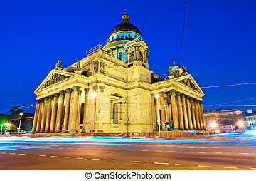landmark of St. Petersburg, St. Isaac's Cathedral