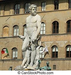 landmarks of Florence
