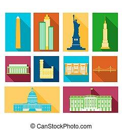 Landmarks of United States of America