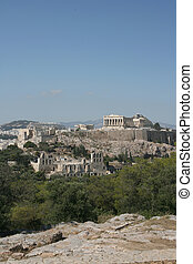 landmarks parthenon - acropolis the parthenon herodion...