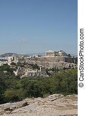 landmarks parthenon - acropolis the parthenon herodion ...