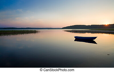 landscape-2, 湖