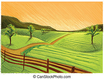 Landscape Agriculture
