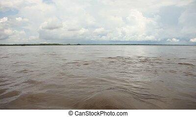 Landscape, Amazon River