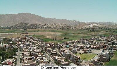 Landscape, Arequipa, Peru