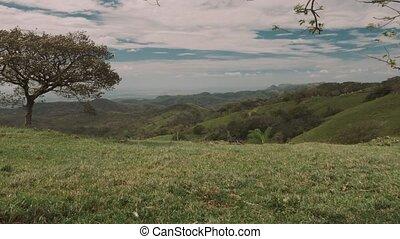 Landscape Around Tres Amigos, Costa Rica, Graded Version -...