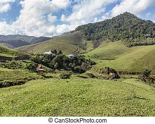 Landscape at Canela, Rio Grande do Sul - Brazil