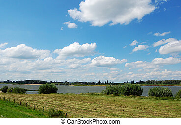 landscape, hollandse