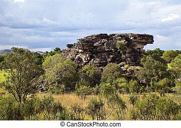 Landscape In Kakadu National Park