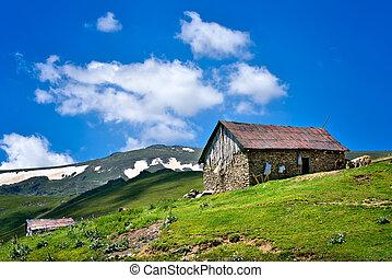 Landscape in Macedonia