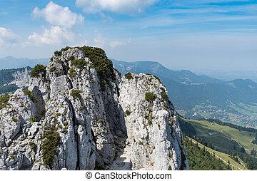 Landscape Kampenwand Bavaria