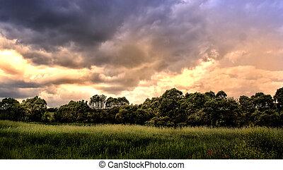 landscape nature horizontal