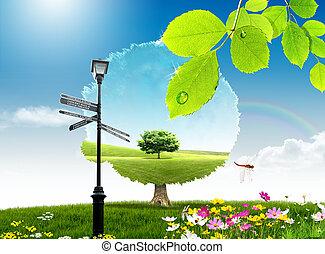 Landscape Nature Wallpaper