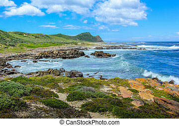 Cape of Good Hope - Landscape of Cape of Good Hope Nature...