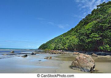 Landscape of Cape Tribulation