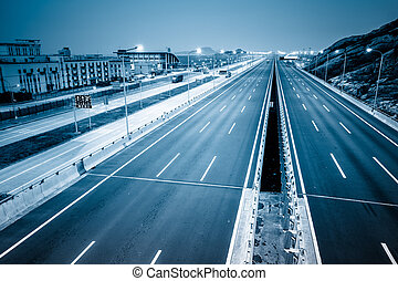 clean freeway - landscape of clean freeway at china.