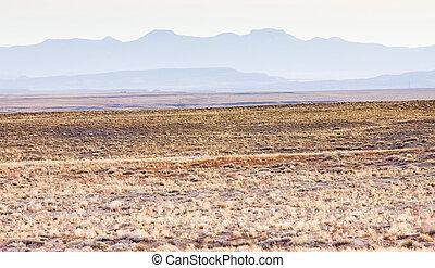 landscape of Colorado, USA