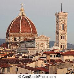 Florence - landscape of Florence