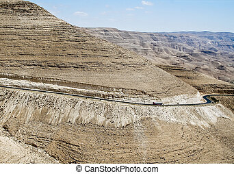 Landscape of Jordan