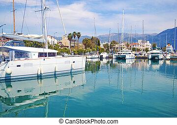 landscape of Kalamata Peloponnese Greece - landscape of a ...